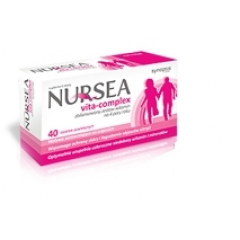 NURSEA VITA-COMPLEX 40 TABLETEK