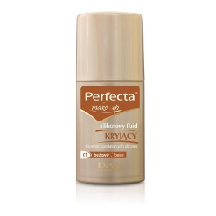 Dax Cosmetics Perfecta Make-up 01 beż