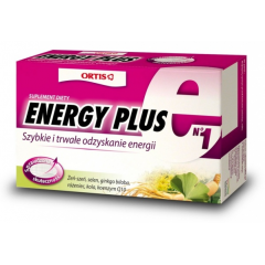 ENERGY PLUS 36 TABLETEK