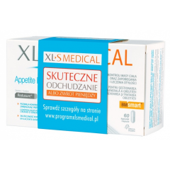 XL-S Medical Appetite Reducer, 60 kapsułek