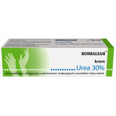 Rombalsam urea 30% krem, 50 ml