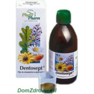 DENTOSEPT  PŁYN 50 ML