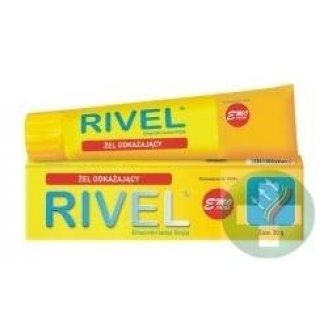 Rivel, Żel 0,5%, 30 g