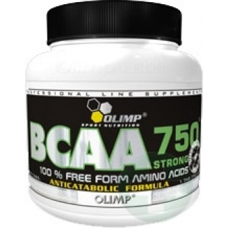 OLIMP BCAA 750 STRONG 240 TABLETEK