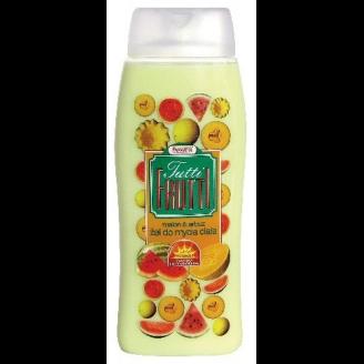 Farmona Tutti Frutti żel Pod Prysznic Melon Arbuz Domzdrowiapl