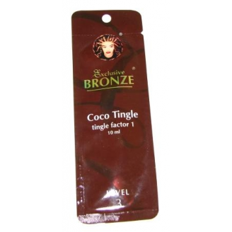 ABACOSUN EXCLUSIVE BRONZE - COCO TINGLE SASZETKA 10 ML