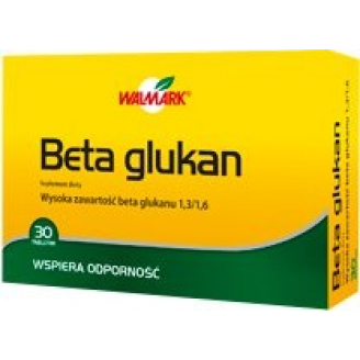 Walmark Beta Glukan, 30 tabletek